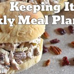 Easy Weekly Meal Plan #26
