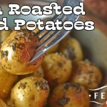 Oven Roasted Dilled Potatoes