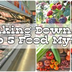 Breaking Down the Top 5 Food Myths
