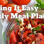 Easy Weekly Meal Plan #31