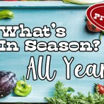 Fruits and Vegetables in Season All Year