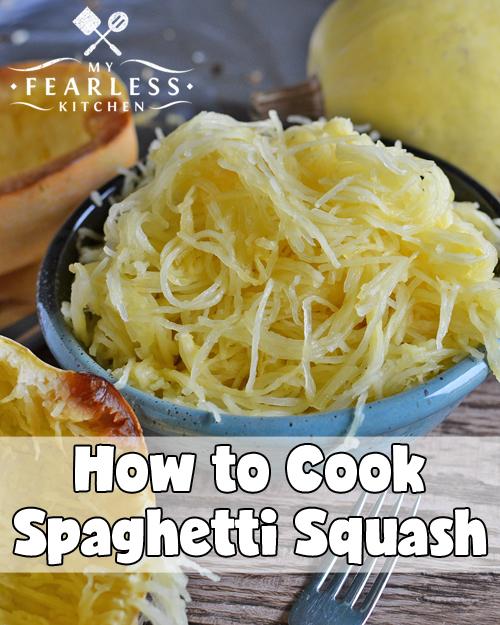 how to cook spaghetti sqaush