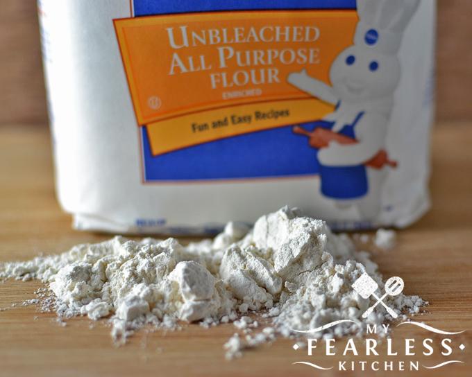 unbleached all purpose flour