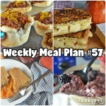 Easy Weekly Meal Plan #57