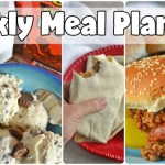 Easy Weekly Meal Plan #58