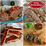 What's the Difference Between Beef and Pork Ribs?