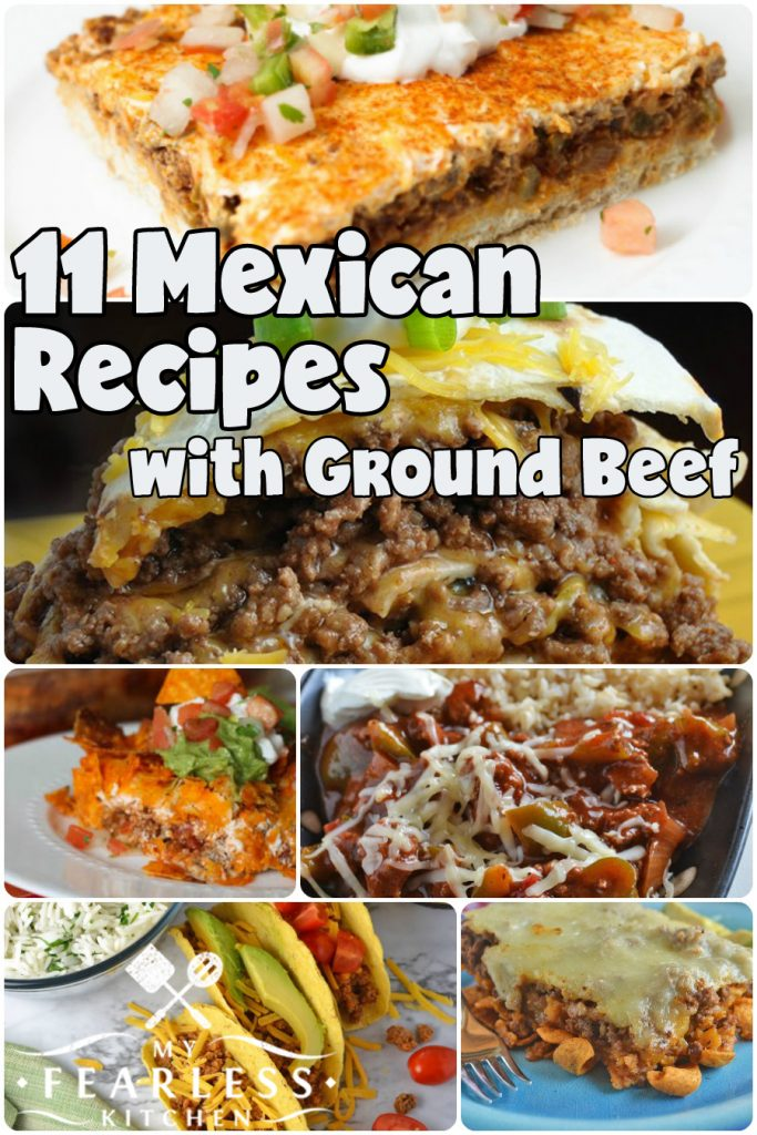 79 Amazing Ground Beef Recipes My Fearless Kitchen