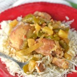 Slow Cooker Hawaiian Chicken