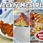 Easy Weekly Meal Plan #72