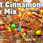 Sweet Cinnamon Snack Mix