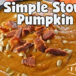 Simple Stovetop Pumpkin Soup