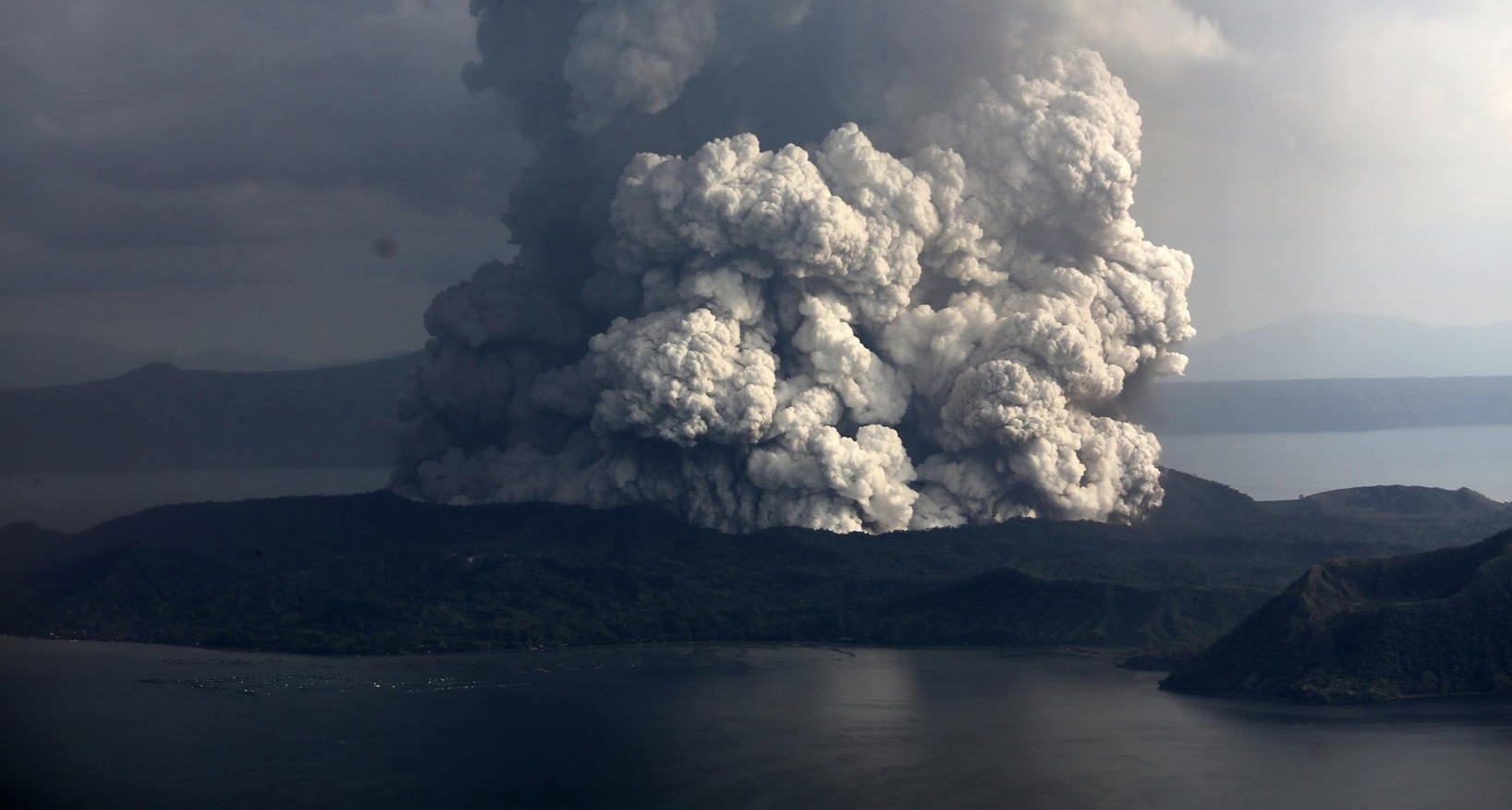 PH News: Taal Volcano erupts, spreading ashfall on surrounding cities