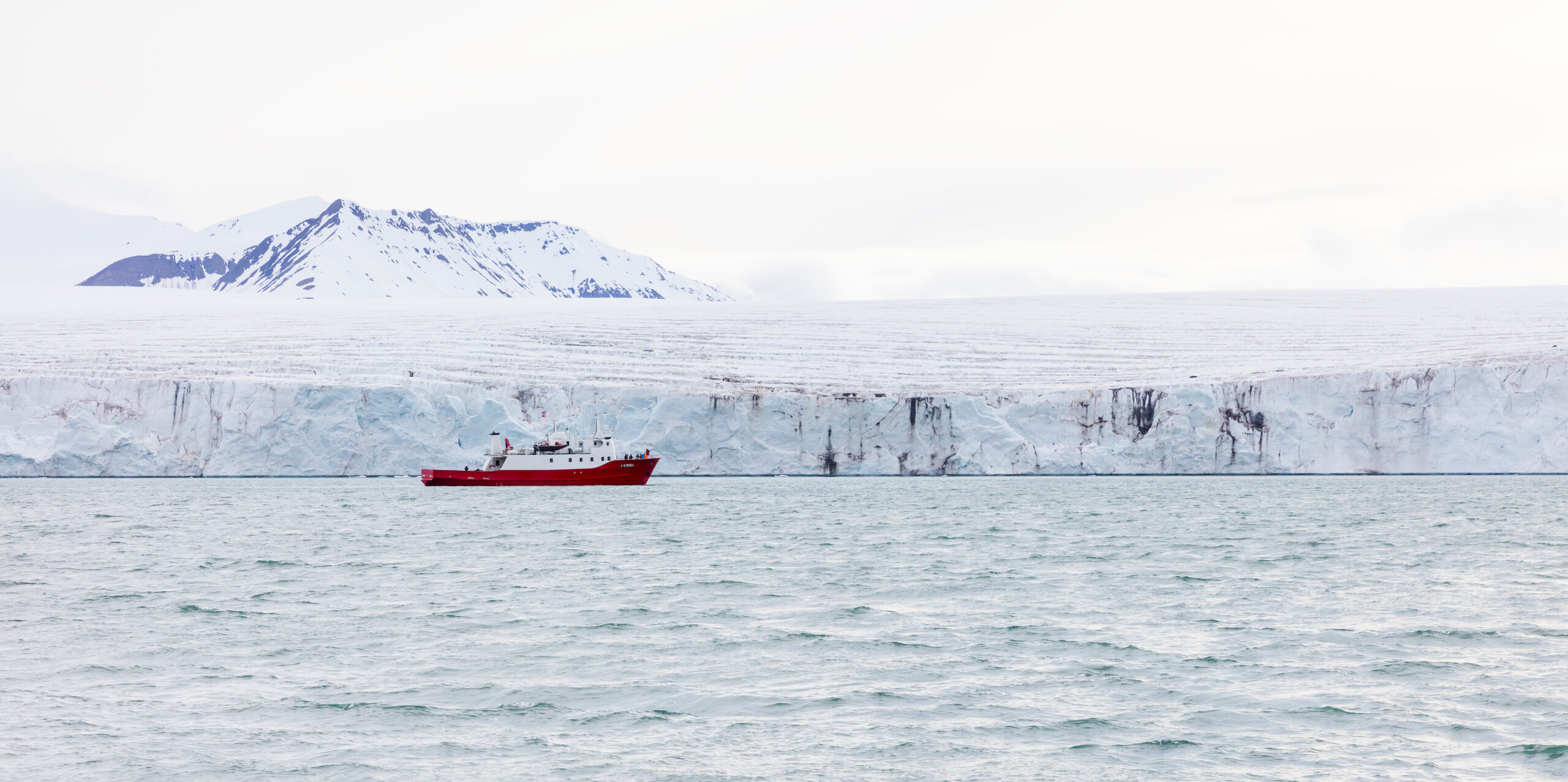 Glaciers In Antarctica Are Rapidly Melting