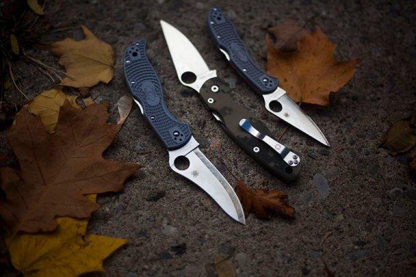 Spyderco Knife
