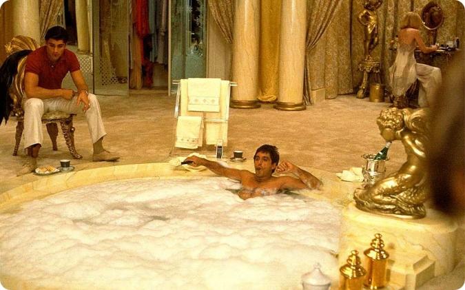 National Bath Day Bubble