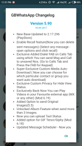 download Gb whatsapp apk v5.90