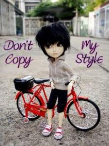 Don't Copy My Stylish Boys Whatsapp dpz