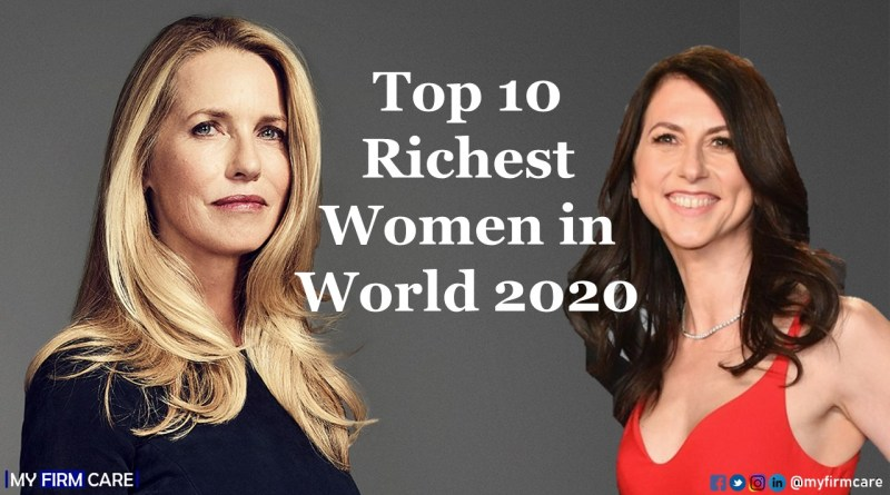 Richest Women in the World