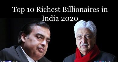 Richest Billionaires in India