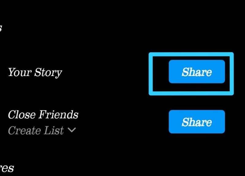 Add a Swipe Up Link to Instagram story step 7