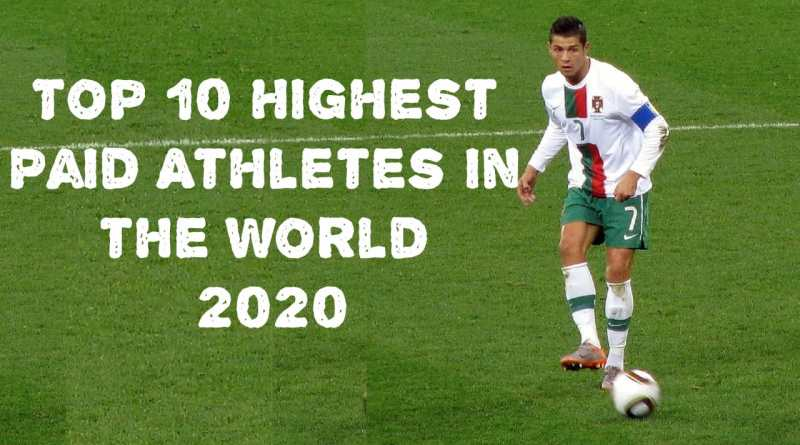 Highest Paid Athletes in the World