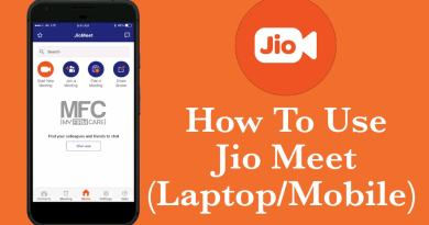 How to use Jio Meet