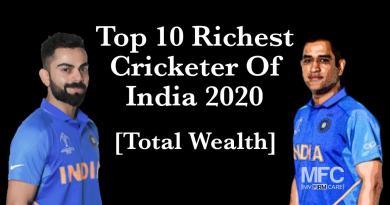 India Richest Cricketer