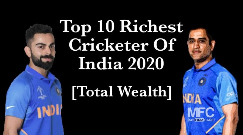 India Richest Cricketer