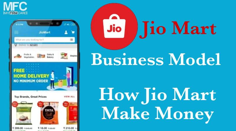 Jio Mart Business Model