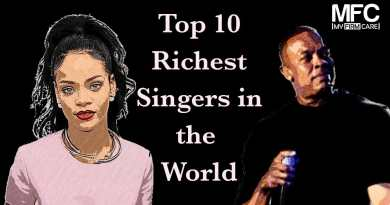 Richest Singers in the World