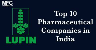 Top Pharma Companies in India