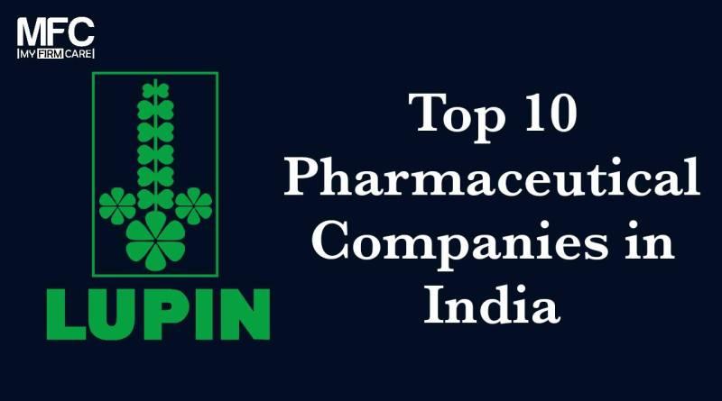 Top Pharma Companies in India