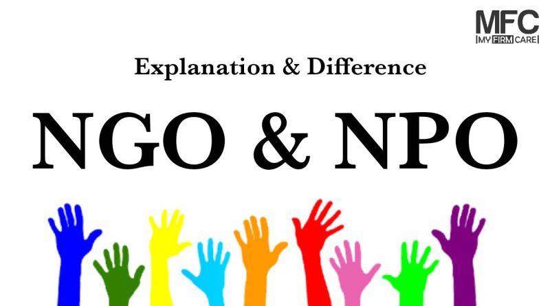 NGO and NPO
