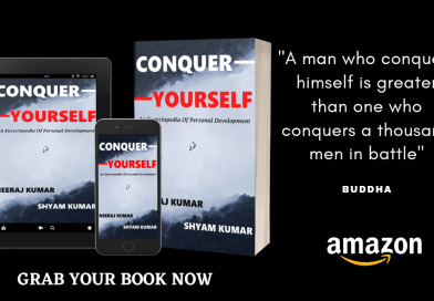 Conquer Yourself book