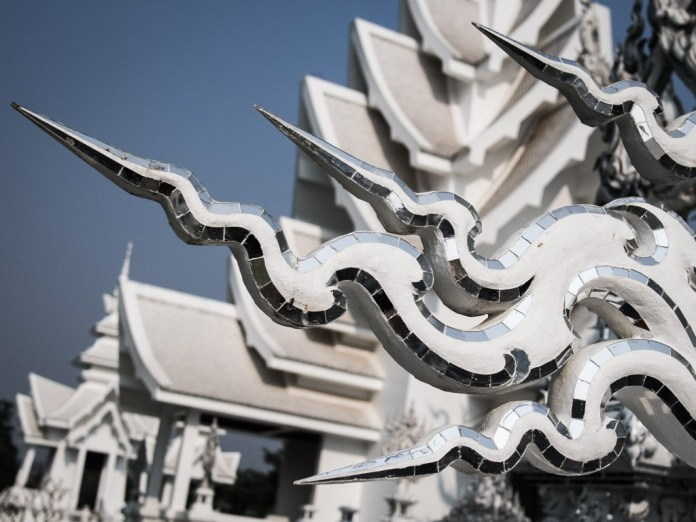 Spikes, The White Temple.