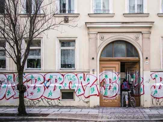 street art graffiti in Berlin