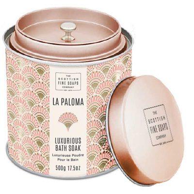"""Пудра за вана """"La Paloma"""""""