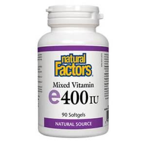 Витамин Е натурален(токофероли микс)