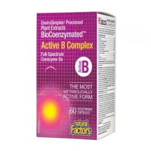 BioCoenzymated™ Актив В-Комплекс x 60 V капсули