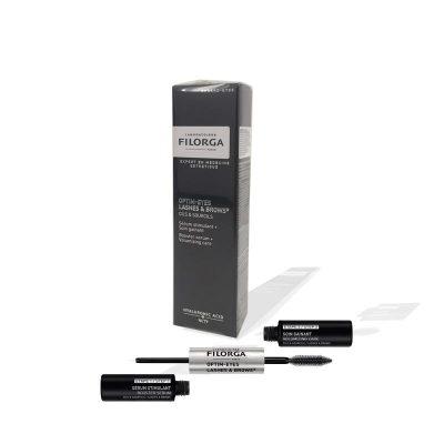 FILORGA Optim-Eyes Lashes & Brows, Серум за мигли и вежди - 2 х 6,5 мл.