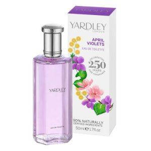 """Тоалетна вода за жени """"Виолетка"""" (EDT) - 50 мл."""