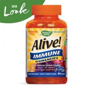 Алайв, Имунна защита х 90 желирани таблетки