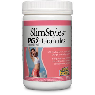 PGX® SlimStyles® СЛИМСТАЙЛС За отслабване, 300 гр гранули