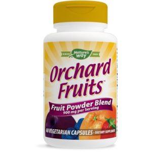 Nature's Way/ Orchard Fruits™, Плодов антиоксидант 450 мг х 60 капсули