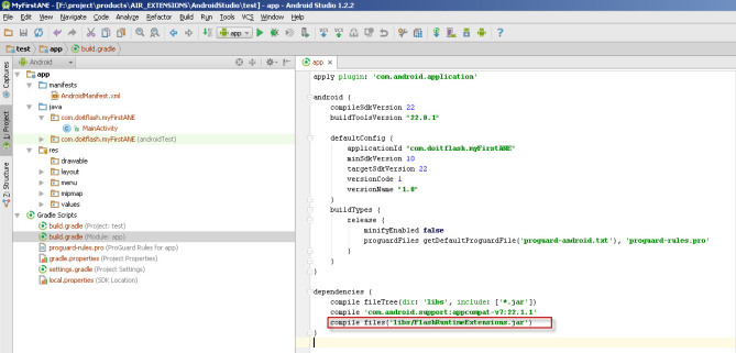 Android-studio-new-project-setup-9-adobe-air-native-extension