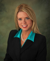 Attorney General of Florida Pam Bondi bio pic