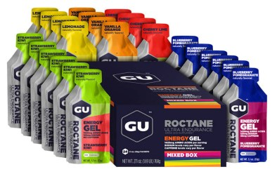 Nutrition (Gels, Bars, Chews, Supplements