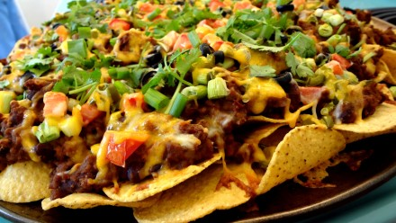 Nachos Recipe like Restaurant Nachos Supreme