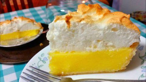 Lemon Meringue Pie Recipe ...best pie ever
