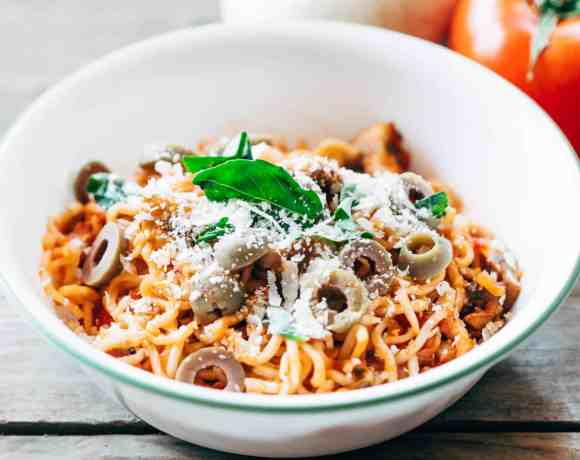 Four Amazing Maggi Recipes You Must Try!